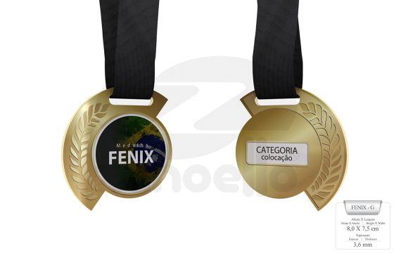 Medalhas Impact
