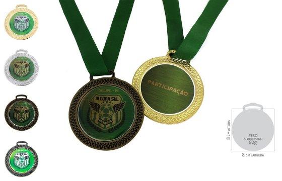 Medalhas 2018