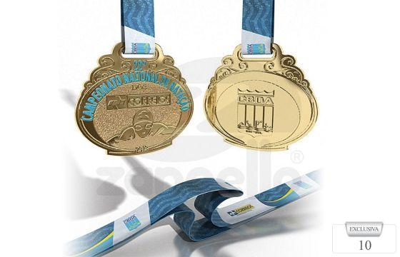 Medalhas Exclusivas